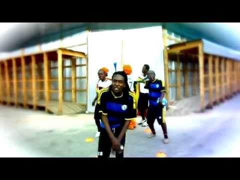 King Shaddy ft jungle D & jnr king-rule di town NEW 2013 official video