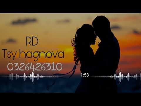 RD-Tsy hagnova(nouveauté gasy 2019)
