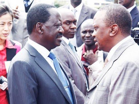 How President Uhuru Kenyatta intends to incorporate Raila Odinga's development agenda