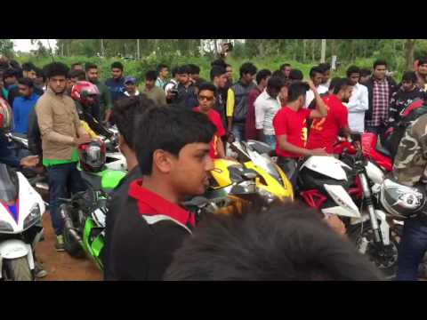 Bangalore Sports Bike|Nandi Hill|15th August