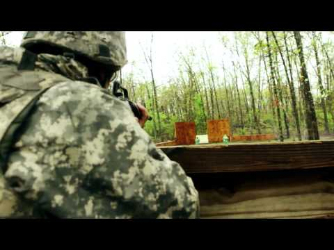 National Guard: Basic Training - Weapons Training
