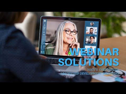 Customized Webinar Explainer Video