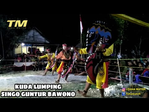 kesenian-jaranan-kuda-lumping-|-singo-guntur-bawono-terbaru-live-sidodadi