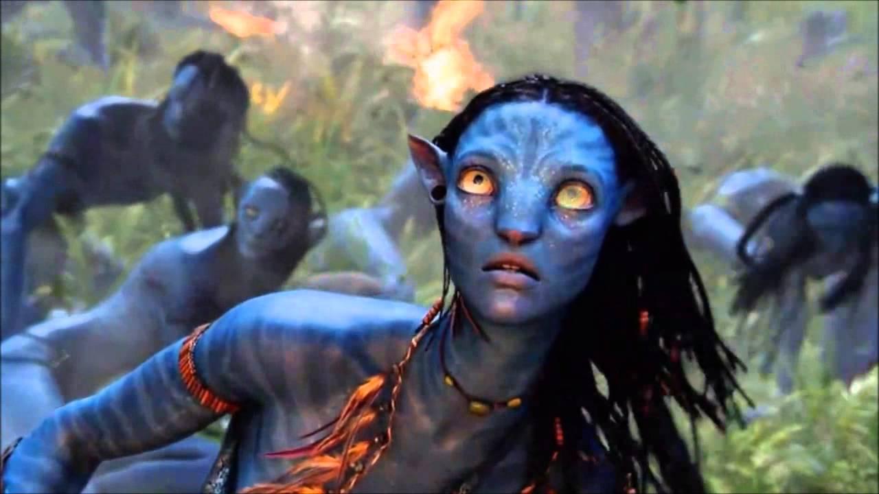 Avatar - Neytiri - YouTube