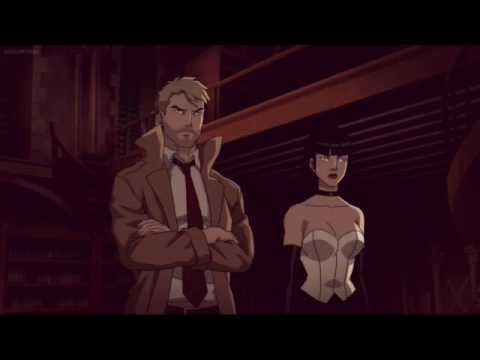 The story of Jason/Etrigan - Justice League Dark