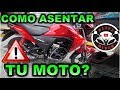 LA IMPORTANCIA DE ASENTAR EL MOTOR DE TU MOTOCICLETA