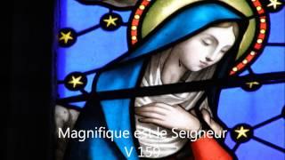 Magnifique est le Seigneur - V 159
