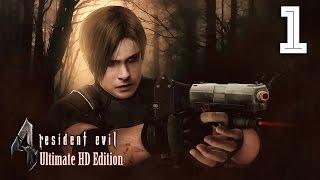 Resident Evil 4 Прохождение #1 [ПК 60fps 1080p] ЛУЧШАЯ ИГРА ОТ CAPCOM ПОСЛЕ RESIDENT EVIL 2