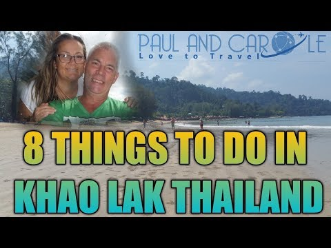 8 things to do in Khao Lak, Thailand