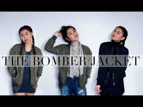 HOW I STYLE: THE BOMBER JACKET | rachspeed