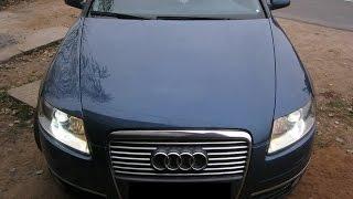 Чип-тюнинг Audi A6 C6 3.0TDI 225 л.с.