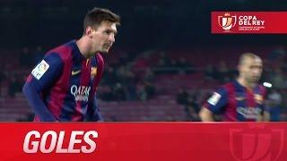 vuclip Todos los goles de FC Barcelona (5-0) Elche CF - HD Copa del Rey