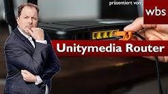 Unitymedia darf eure Router als WLAN-Hotspot nutzen   Rechtsanwalt Christian Solmecke