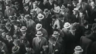 The City - 1939 Documentary - Clip 3: Cities Going Crazy?
