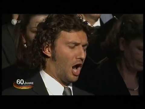 "Beethoven, Neunte,  ""Ode an die Freude"", Pape, Kaufmann, Meyer, Schwanewilms"