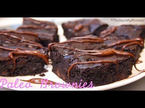 Healthy Paleo Brownies Recipe