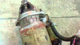 Мастерская Интерактивной Реставрации: стартёр БАТЭ 422.3708 vs СТ-230