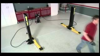 Elevador Hidraulico Portatil MaxJax