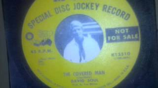 David Soul The Covered Man MGM Special Disc Jockey Record