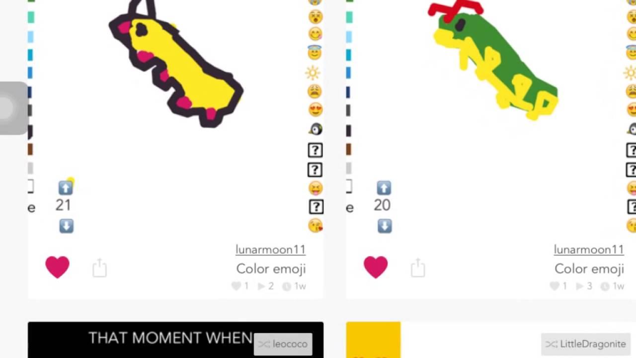Pokemon emojis