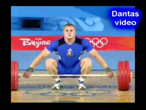 Force Barbell-Olympic Lifting Compilation
