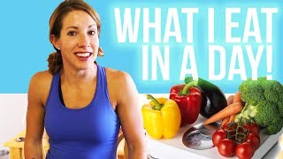 What I Eat In a Day | How I Got a Flat Belly & Changed My Health