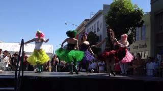 Kinky Cancan at Folsom Street Fair 2016