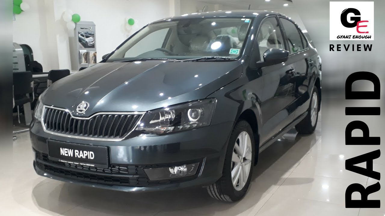 2018 Skoda Rapid Style Most Detailed Review Price Features