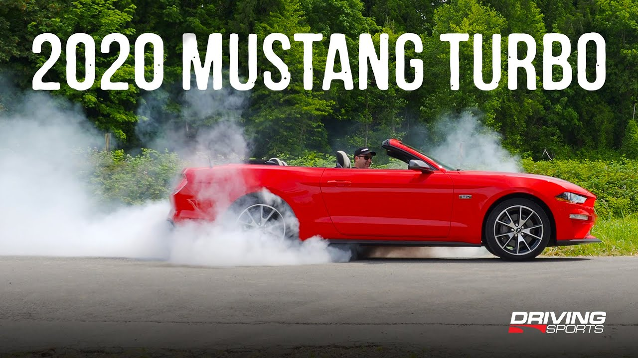 2020 Ford Mustang Ecoboost HPP or GT? Full Review!