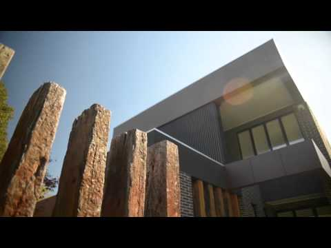 A Wolf Architects designed house on Best Houses Australia TV S05E10