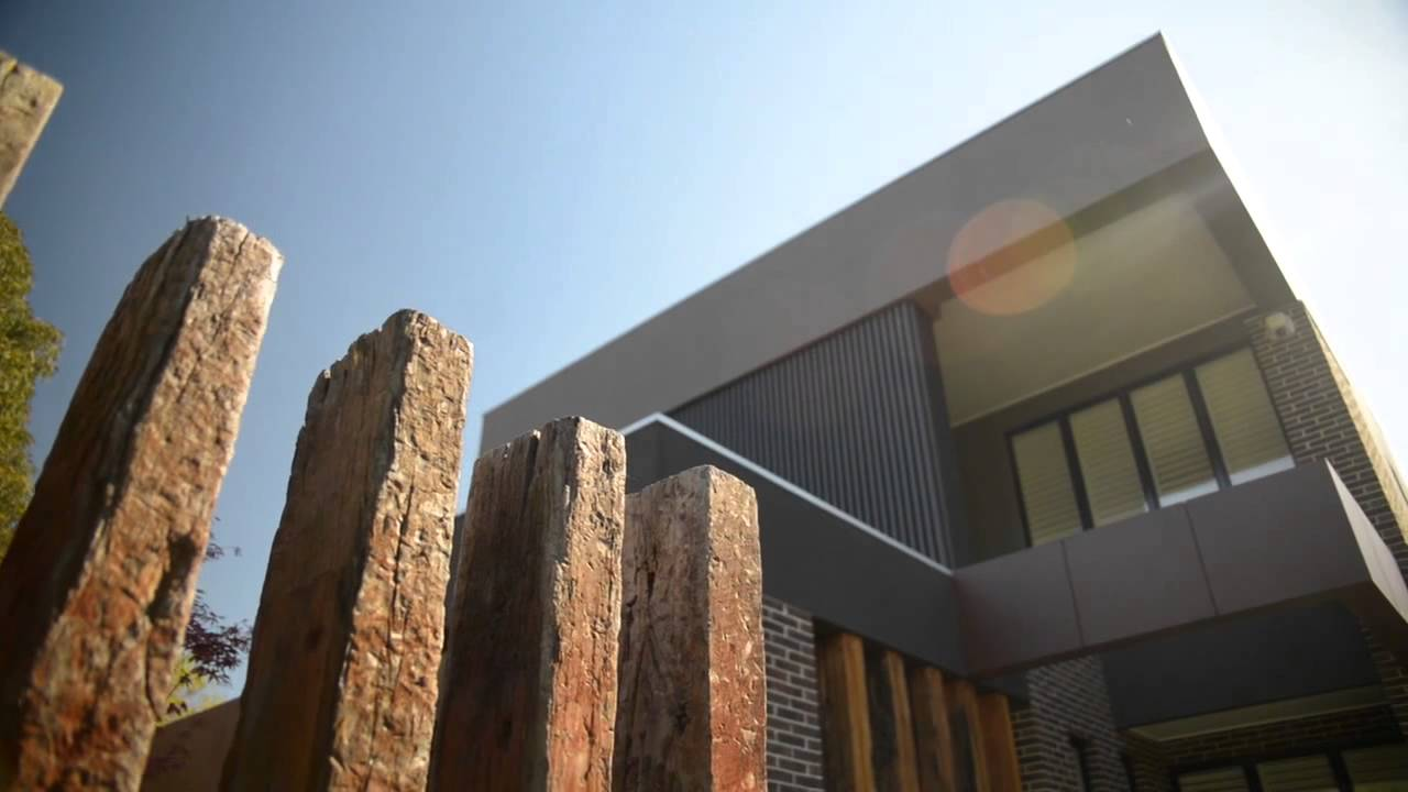 A wolf architects designed house on best houses australia tv shows05e10 youtube