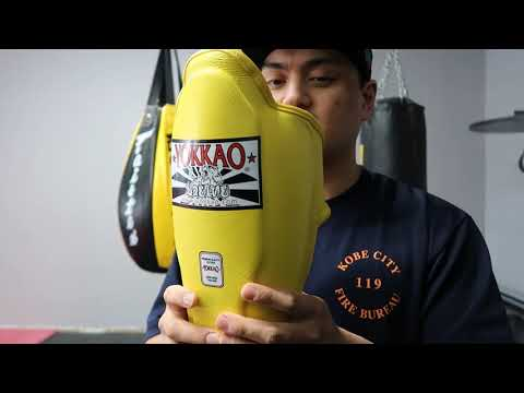 Yokkao Matrix Gloves And Shin Guards Review