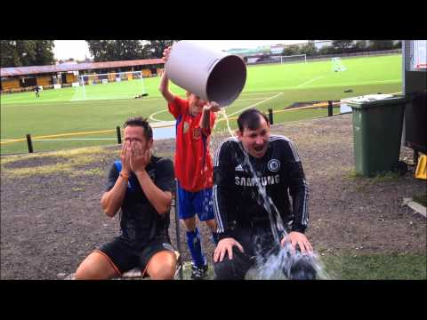 Largs Colts 2002 Coaches Ice Bucket Challenge (With Music)