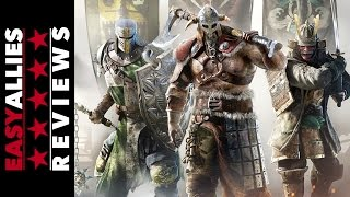 For Honor - Easy Allies Review