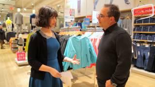 StoreTours: Lawrence Meyer, CEO, UNIQLO USA