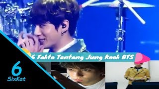 Video 6 Fakta Tentang JungKook BTS (ARMY HARUS TAU) download MP3, 3GP, MP4, WEBM, AVI, FLV Maret 2018