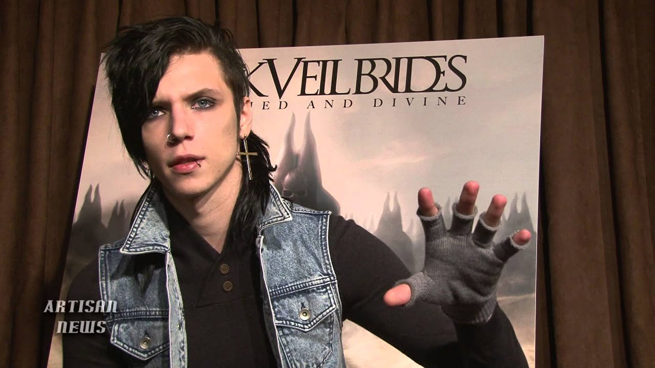 BLACK VEIL BRIDES DISCUSS AFTERLIFE IN THE END - YouTube