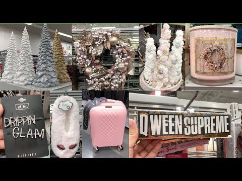 BURLINGTON CHRISTMAS SHOP WITH ME & MORE!!!!!!!!