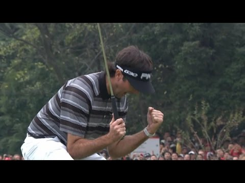 All-time shots from the WGC-HSBC Champions
