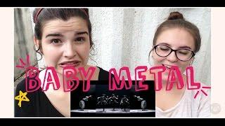 Baby Metal (Karate) MV Reaction!