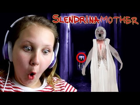 SLENDRINA'S MOTHER FOUND!! SLENDERMAN Shows Himself At The House (ENDING)