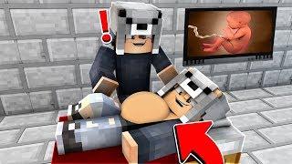 SEVGİLİM HAMİLE KALDI! 😱 - Minecraft