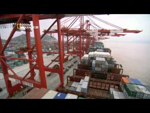 Глубоководный порт, гордость Китая   China's Ultimate Port