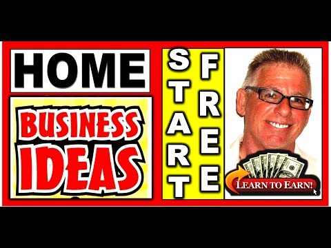 Home Business Ideas ~ Start Free