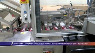 Yvelines | H2 Pharma, le premier producteur français de sirops génériques est à Bois d'Arcy