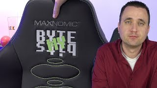 I wasted $420 on a Maxnomic Gaming Chair