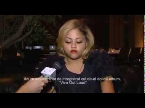 Interview with KAT DE LUNA (Romania 2012)
