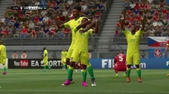 WM Liga 4 Tschechien - Südafrika 1. Spieltag