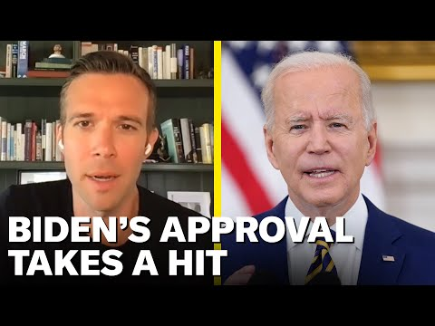Is Congress Hurting Biden's Approval Rating? | Pod Save America