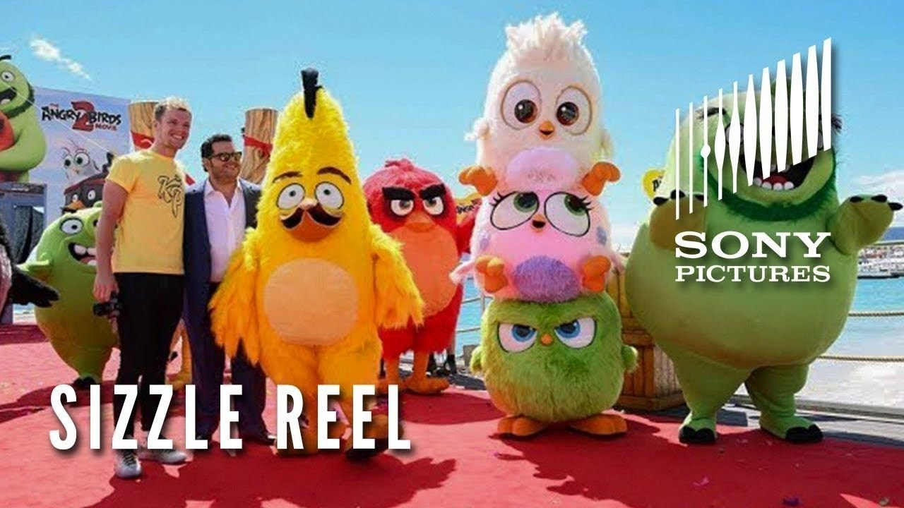 FULL THE ANGRY BIRDS MOVIE 2 | Phim Angry Birds 2 | Tại LHP Cannes | KC 23.08.2019